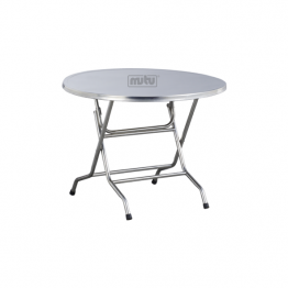 Meja Bulat Lipat Mutu Round Table FRT-10