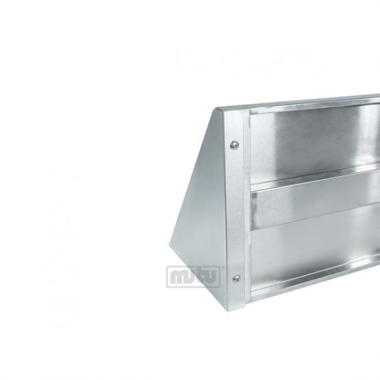 Wall Mounted Rack Rak Gantung Stainless Steel Mutu Indonesia
