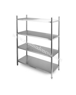 rak stainless storage rack mutu srk-12 mutu indonesia
