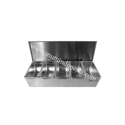 tempat bumbu condiment holder cmh-5s mutu indonesia