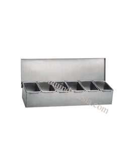 tempat bumbu condiment holder cmh-6s mutu indonesia