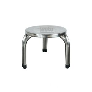 Jual Round Stool Stainless Steel - MTPSTO-GC25 | Mutu Indonesia