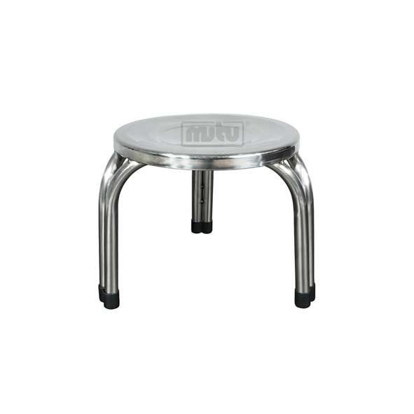 Jual Round Stool Stainless Steel - MTPSTO-GD25 | Mutu Indonesia
