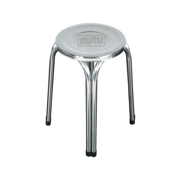 Jual Round Stool Stainless Steel - MTPSTO-GC47 | Mutu Indonesia