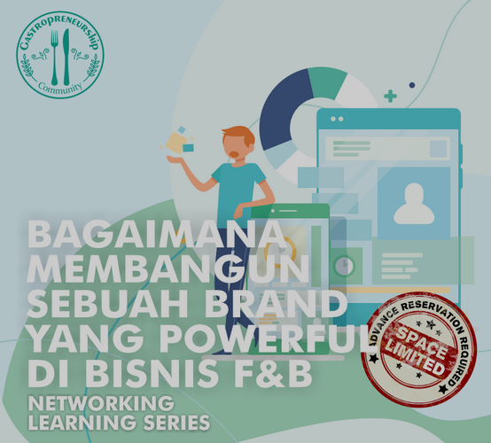Networking Learning Series - Flyer Gastro 2018